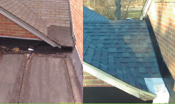 Saginaw Roof Replacements